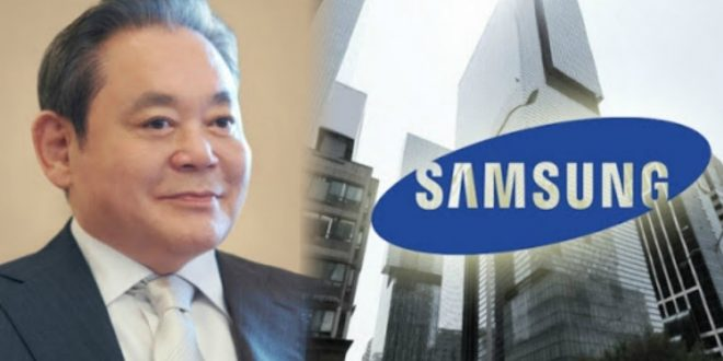 Samsung giant is down Credit:Daily post