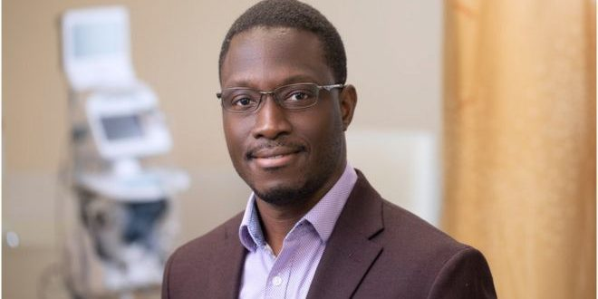 Great Mind for a Nigerian Doctor