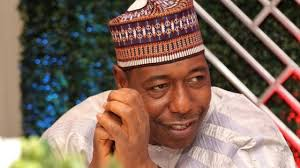 Gov.Zulum attacked again Credit: Laila