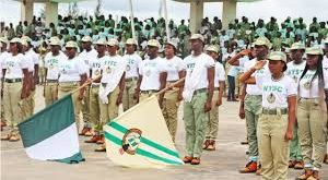 Corpers infected by COVID-19