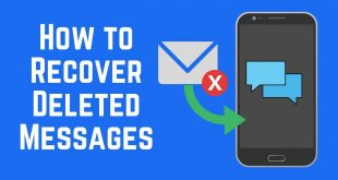 Recover your deleted messages Credit:Komando
