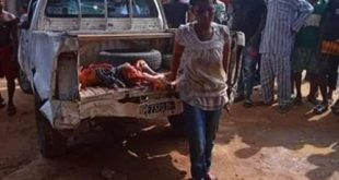 woman killed her mother Credit:Lindaikeji