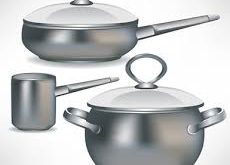 kitchen cookware's