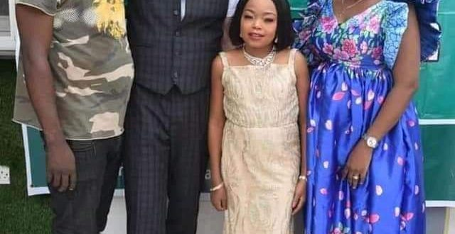 Nollywood Small size actress gets married