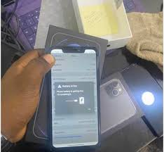 Fake iphone 11 pro max exchange in Lagos
