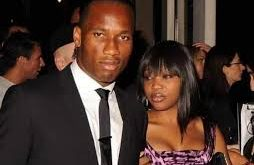 former football sensation Didier Drogba separates with wife