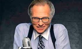 Larry king is dead