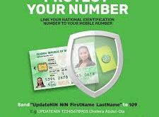 Remember the Nation wide NIN Registration is closing on the 29th January 2021
