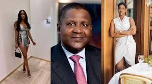 Dangote on how is former girlfriend tried to extort him of $5 million