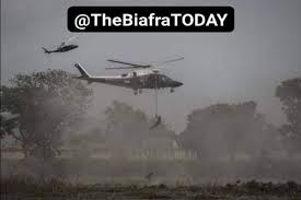 Nigeria military allegedly carrying out air strikes in Orlu