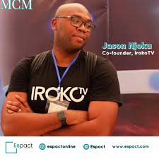 Jason Njoku co-founder Iroko TV