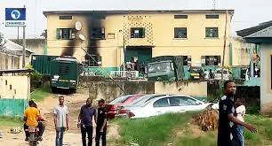 Imo state prison attacked