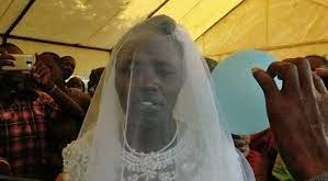 Mother of 6 marries Holy Spirit
