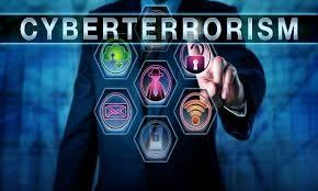 Cyber attack and terrorism in an increase
