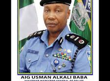 New Nigerian IG of Police