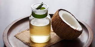 Important of coconut oil on the skin