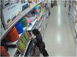 9 year old child responsible for supermarket fire