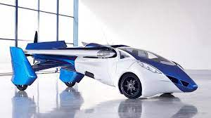 flying car completes first test