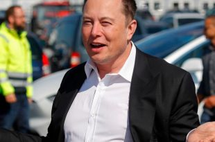 Elon Musk to be the first trillionaire