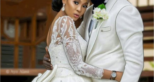 Yomi casual gives thanks to God for his wife